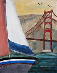 sailingbygoldengatebridge