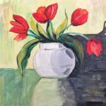 Still Life Tulips